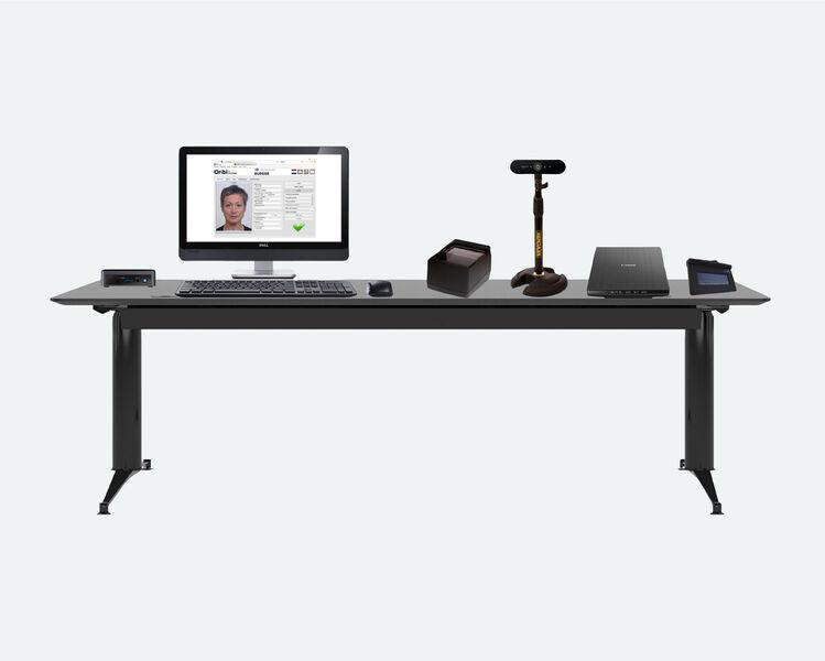 De ORIBI ID-Solutions Werkplekscan