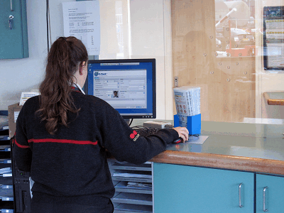 Odfjell Terminals & ID-Visitor: knowing who is on the premises