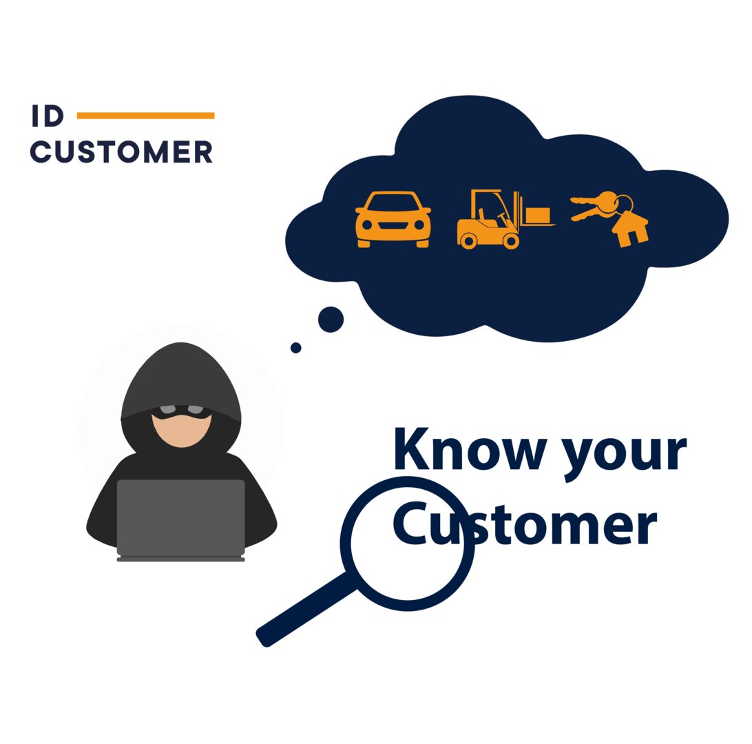 Prevent identity fraud with ID-Customer