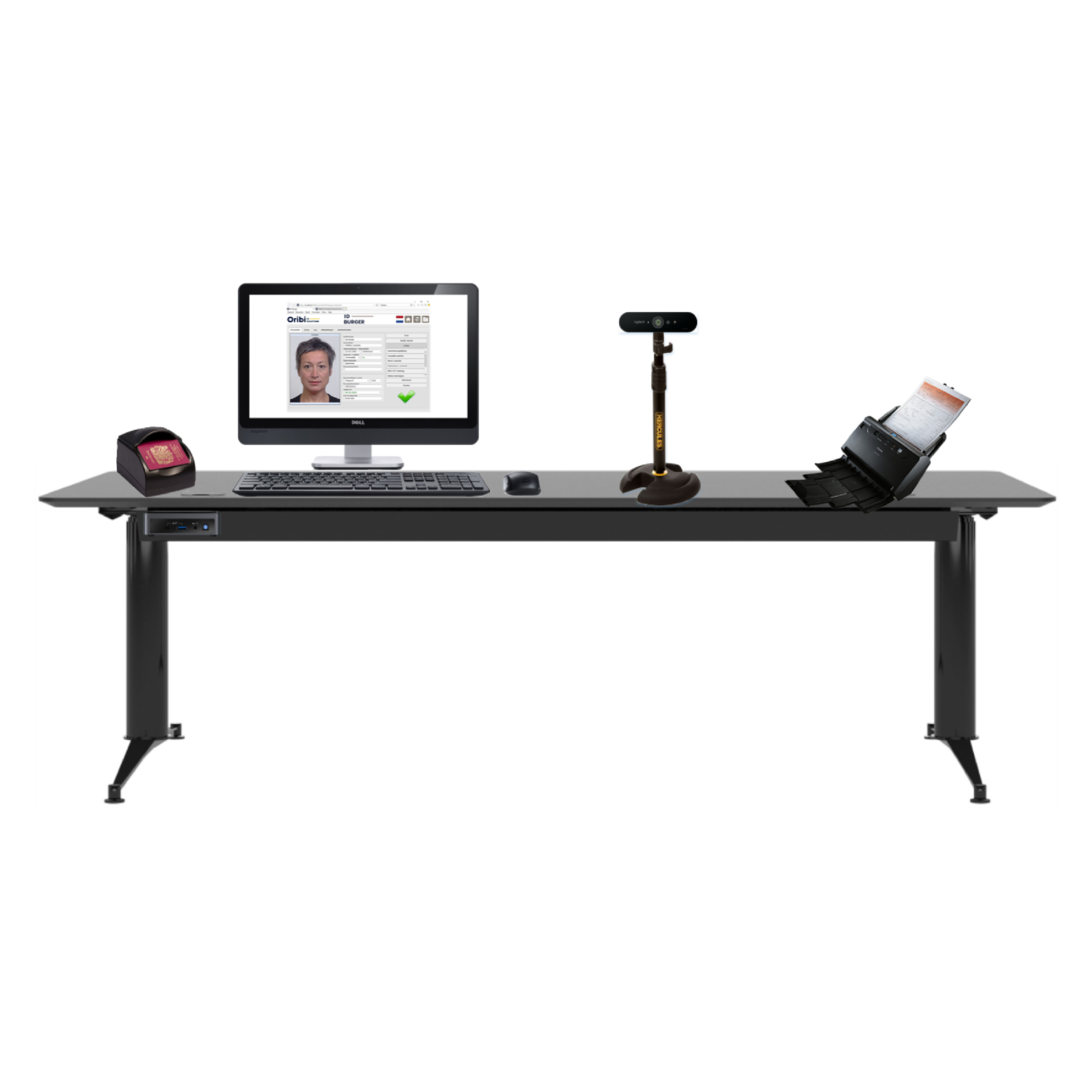 The ORIBI ID-Solutions Workplace Scan