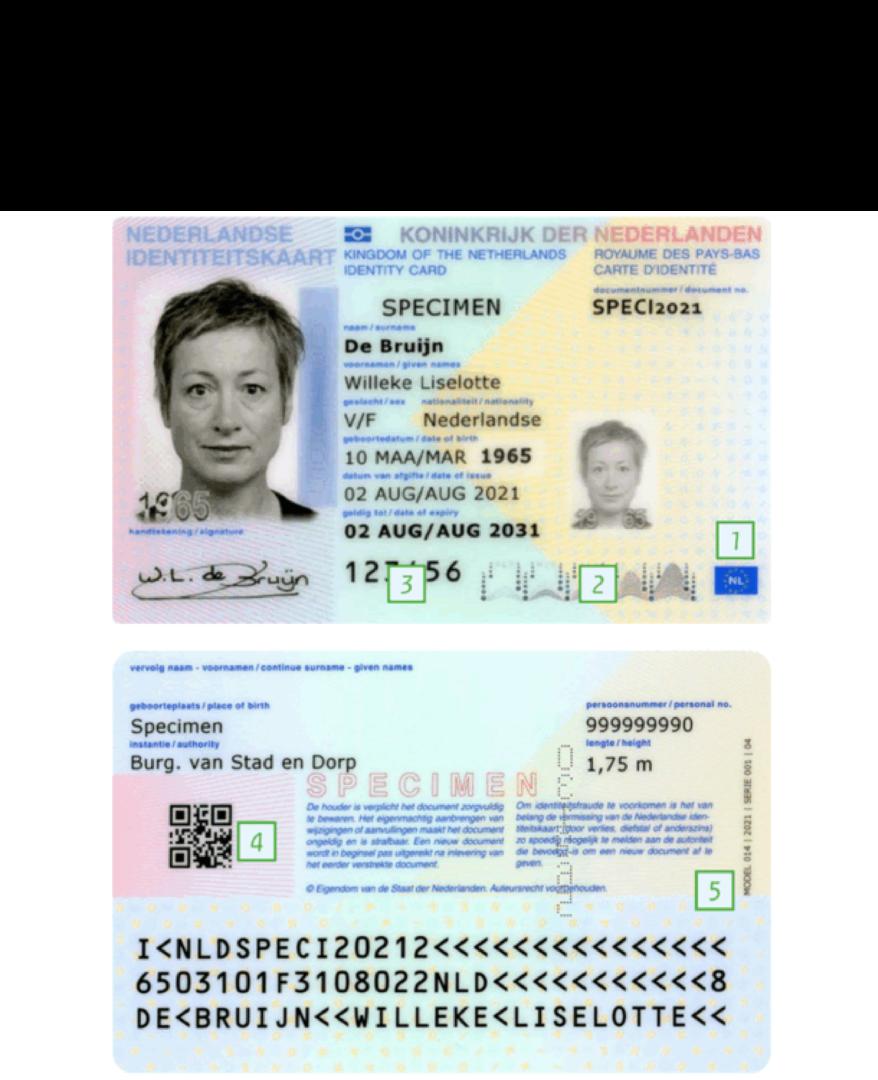 Wist u dat… er een nieuw model Nederlandse identiteitskaart is?